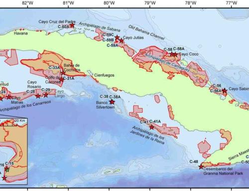 Cuba's Mesophotic Coral Reefs